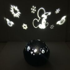 Disney Mickey Mouse Christmas LED Rotating Shadow Projection Light