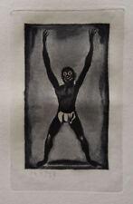 Georges ROUAULT : Signe de Victoire - GRAVURE ORIGINALE SIGNEE #1955
