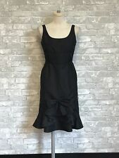 Gorgeous Bergdorf Goodman Oscar De La Renta Perfect Black Dress 6