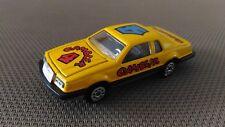 Voiture Miniature Majorette « Ford Thunderbird - Cambler N°217» 1/67 TBE.