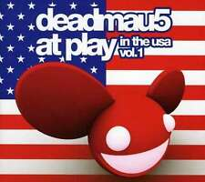 Deadmau5 - At Play In The Usa CD ASTRAL MUSIC BV