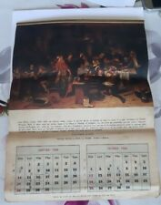 Calendrier original de 1968 benelux collection