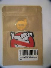 PROMO  EMBIRD  - GHOSTBUSTERS 2 EMBROIDERED SEW-ON LOGO PATCH