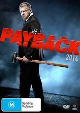 WWE - Payback 2014 (DVD, 2014)