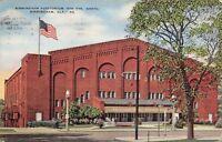 Birmingham Alabama 1941 Postcard Birmingham Auditorium 8th Avenue North