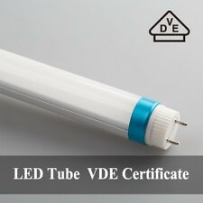 SERIE DE 25 x Tubo fluorescente LED T8 6000k BLANCO LUZ FRÍA 120cm 20w VDE