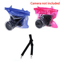 1Pc DSLR SLR Camera Waterproof Underwater Housing Case Pouch Bag For camera