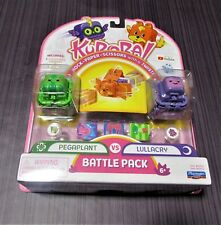 Kuroba Pegaplant vs. Lullacry Collectible Battle Pack. New unopend package