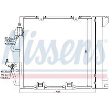 Kondensator für Klimaanlage Klimakondensator Klimakühler NEU NISSENS (94768)