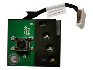 Lenovo ThinkCentre M93 M93P Tiny Desktop Power Button Board 54Y9394