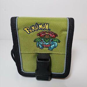 HTF Pokemon VENUSAUR Nintendo Game Boy Advance SP Carry Case Bag Holster Protect
