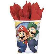 Adulti Da Uomo Mario Bros Mario Stile Costume idraulici coincidente Fancy Dress Party