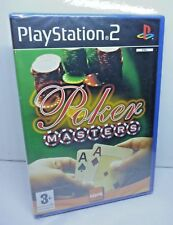 Poker Masters (Sony PlayStation 2, 2005) - European Version