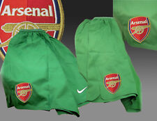 New NIKE ARSENAL Football Shorts Player Issue Goalkeeper (Mens) Large L