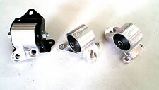 INNOVATIVE Billet Swap Motor Mount Kit CIVIC 96-00 B16 B18 D15 D16 2-Bolt (85A)