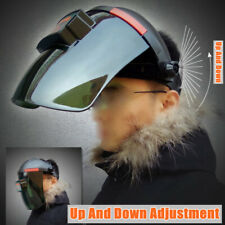 Solar Power Auto Darkening Welding Helmet Tig Mig Arc Mask Grinding Din-Usa