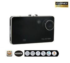 Full HD Dashcam r300 caja negra, New slim Design, 12mp foto & 1080p video car DVR