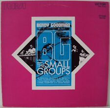 "BENNY GOODMAN - B.G THE SMALL GROUPES 12"" LP (L4032)"