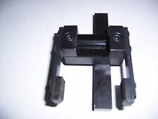 """1"""" CNC BAR PULLER for use with any CNC lathe turret holding 1"""" shank tools"""