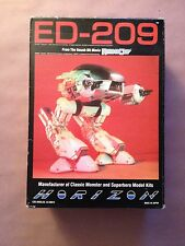 Horizon Robocop & ED-209 Vinyl Model Kits Unbuilt In Box
