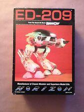 Horizon Robocop & ED-209 Vinyl Model Kits Unbuilt In Box