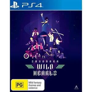 Sayonara Wild Hearts PS4 PlayStation 4 New Sealed AU