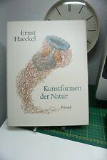 Kunstformen der Natur : mit beschreibendem Text, allgemeiner Erläuterung und sy