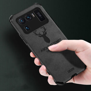 For Xiaomi Redmi Note 10 9 Mi 11 Shockproof PU Leather Silicone Soft Case Cover