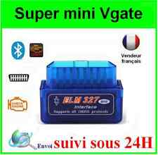 SCANNER MINI VGATE ELM 327 BLUETOOTH OBD OBD2 ODB2 OBDII DIAGNOSTIQUE INTERFACE