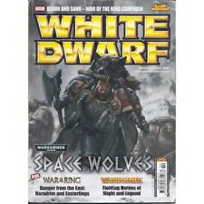 White Dwarf 358 October 2009 Games Workshop Warhammer Magazine WD358 Space Wolf