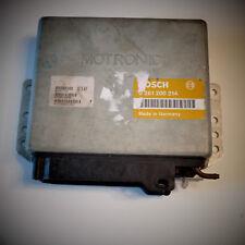 Citroen XM Peugeot 605 2.0i calculateur injection Bosch 0261200214 1929.37 19293