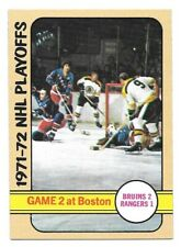 1972-73 Topps Hockey Complete Your Set! - You Choose!