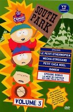 "DVD ""SOUTH PARK - SAISON 1, VOLUME 3"""