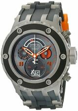 New Invicta 16255 Subaqua Mens 52mm Chronograph Silicone flame fusion Date Watch
