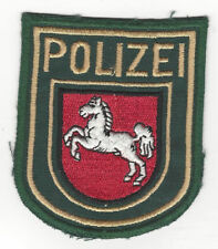 Police Patch, Batch Germany Niedersachsen 2012000007 Deutsland