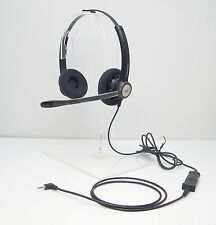 HW121N-06 Headset for Cisco 502 504 508 921 922 941 942 Polycom 320 321 330 331