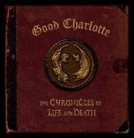 "GOOD CHARLOTTE ""THE CHRONICLES OF LIFE..."" CD NEUWARE!!"