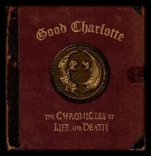 "GOOD CHARLOTTE ""THE CHRONICLES OF LIFE..."" CD NEUWARE!!"