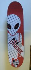 ALIEN WORKSHOP SKATEBOARD DECK ROB DYRDEK  AWS SOLDIER SERIES VGUC SLIDES