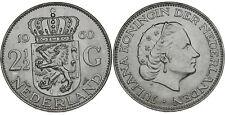 Netherlands - 2½ Gulden 1960