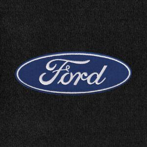 Lloyd Mats Velourtex Ebony Front Floor Mats For Ford F-150 1975-2000