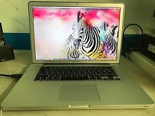 """Apple MacBook Pro 15.4"""" A1286 EARLY 2011, I7 2.2 GHZ, 500G HD, 8G GOOD WORKING"""