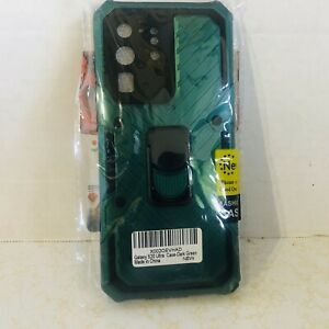 Samsung Galaxy s20 Ultra Case Dark Green New Sealed Condition FE4