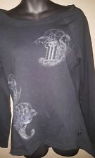 Harley davidson womens BLACK LABEL 1 MED TOP  3 XL