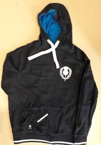 Scotland ladies hoodie Medium - New - Navy Blue