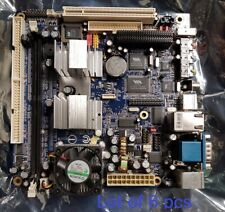 Lot of 6 Via EPIA-MII1000G LVDS Mini-ITX Motherboard PC AS-IS For Parts