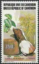Timbre Animaux Cameroun 724 ** lot 15366