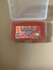 Pokemon Fire Red Version - Cart Only - Genuine - Nintendo Game Boy Advance - GBA