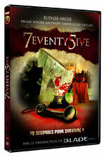 7eventy 5ive NEW PAL Cult DVD Brian Hooks Rutger Hauer Antwon Tanner Jud Tylor