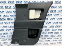 Fit for NеW Frоnt Driver Side Upper Trim Pаnel Mоlding 07-14 Сhеvrоlеt GМC 25857289